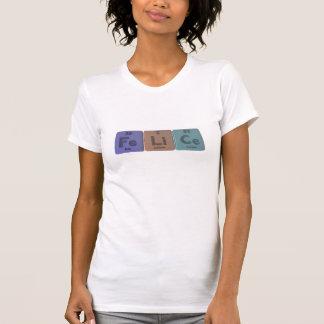 Felice als Eisen-Lithium-Cer T-Shirt