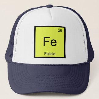 Felicianamenschemie-Element-Periodensystem Truckerkappe