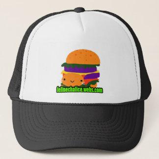 felinechalice Burger Truckerkappe