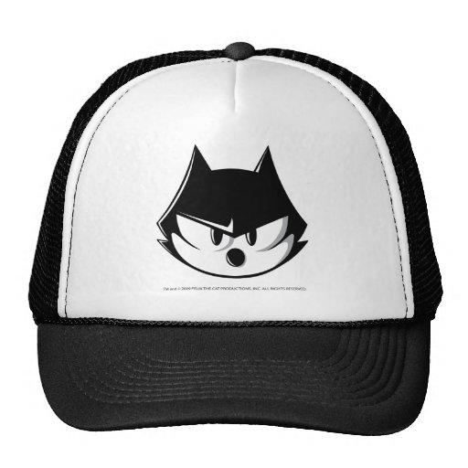 Felix Fernlastfahrer-Hut Baseball Caps