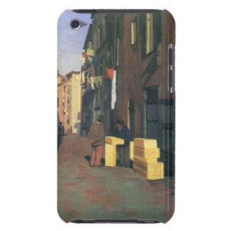 Felix Vallotton - alte Straße in Nizza Frankreich Barely There iPod Hülle