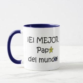 ¡ Feliz Día Del Padre - eres EL mejor! Tasse