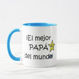 ¡ Feliz Día Del Padre - Para-EL mejor! Tasse