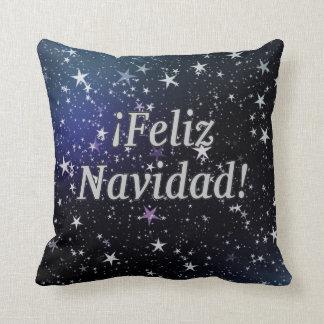¡ Feliz Navidad! Frohe Weihnachten im spanischen Kissen