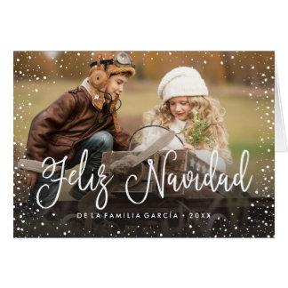 Feliz Navidad | Tarjeta de Navidad Karte