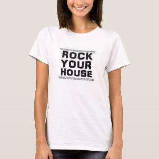 FELSEN A26 IHR HAUS Kundgebungs-Shirt (Frauen) T-Shirt