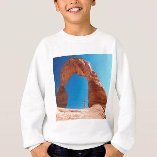 Felsen am Bogen Sweatshirt