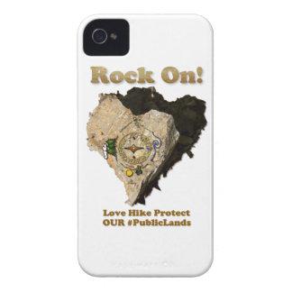 FELSEN AN! Liebe-Wanderung schützen unsere Case-Mate iPhone 4 Hülle