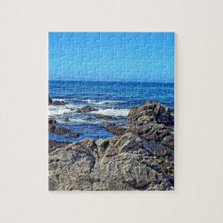 Felsen auf dem beach01 puzzle