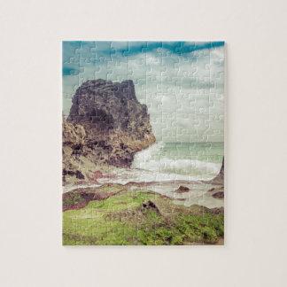Felsen auf dem beach03 puzzle