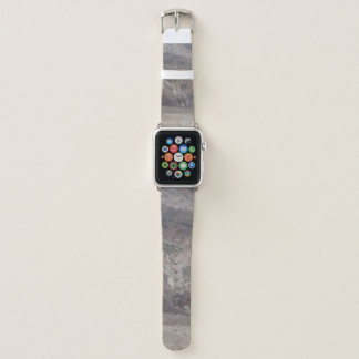 Felsen bei Death Valley Apple Watch Armband
