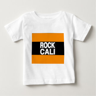 Felsen Cali 2 Orange Baby T-shirt
