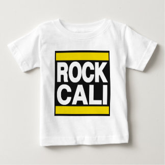 Felsen Cali Gelb Baby T-shirt