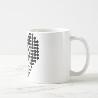 Felsen der Liebe I Kaffeetasse