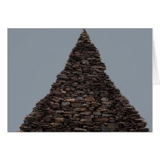 Felsen-Dreieck Karte