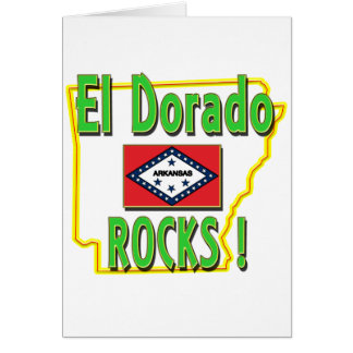 Felsen EL Dorado! (Grün) Karte