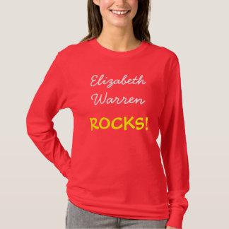 Felsen Elizabeth Waren! T-Shirt
