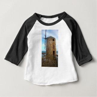 Felsen-Entwurf Baby T-shirt