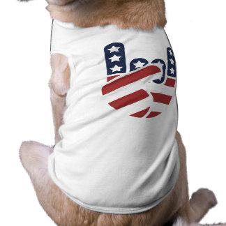 Felsen-Hand USA Shirt