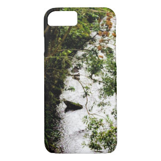 Felsen im Fluss iPhone 8/7 Hülle
