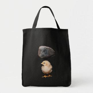 Felsen + Küken Tasche