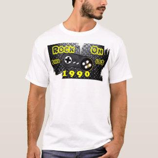 Felsen mögen an sein 1990 T-Shirt