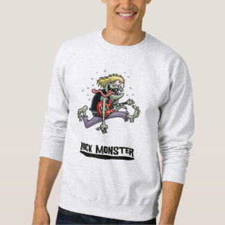 Felsen-Monster Sweatshirt