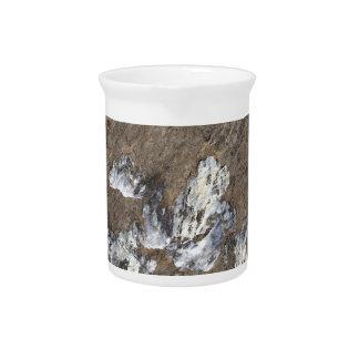 Felsen-Oberfläche Krug