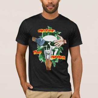 Felsen-Papierscheren - WELTKrieger T-Shirt