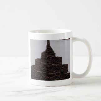 Felsen-Spirale Kaffeetasse