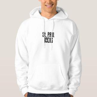 Felsen St Paul Minnesota Hoodie