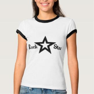 Felsen-Stern-Damen-T - Shirt