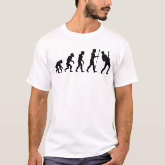 Felsen-Stern-Evolution T-Shirt