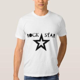 Felsen-Stern-T - Shirt