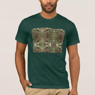 Felsen und Blätter T-Shirt