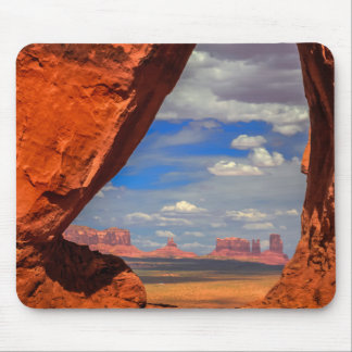 Felsenfenster zum Monument-Tal, AZ Mousepad