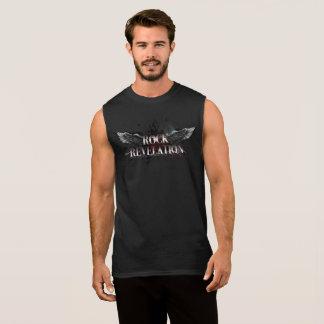 FelsenRev Sleeveless Mens Shirt