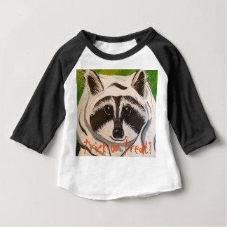 """""""Felsig"""" sagt """"Trick oder Leckerei""""! Baby T-shirt"""