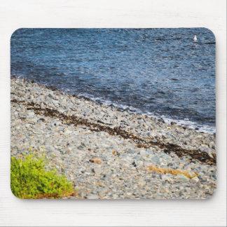 Felsige Küstenlinie-Mausunterlage Mousepad