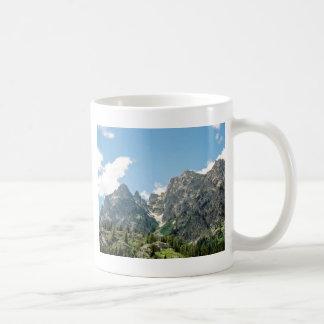 Felsige Leiste vom Jenny See Kaffeetasse