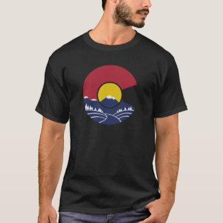 Felsiger Berg Colorado C T-Shirt