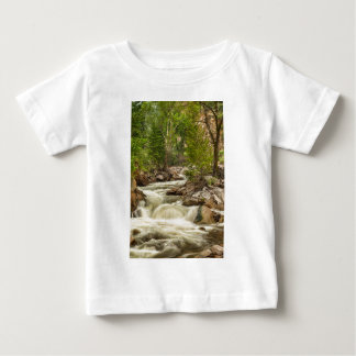 Felsiger Berg Streamin Dreamin Baby T-shirt