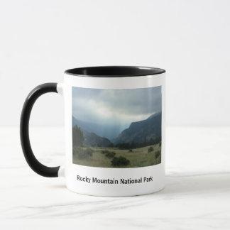 Felsiger Gebirgsnationalpark-Tasse Tasse