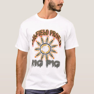 Felsiger Gebirgsrauhbeine T-Shirt