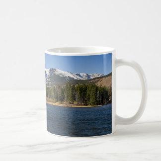 Felsiger GebirgsTasse Kaffeetasse