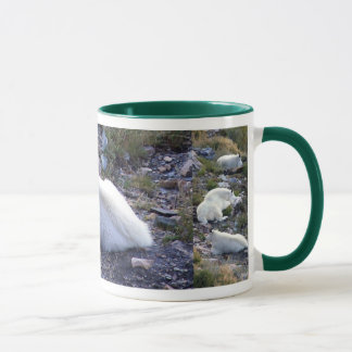 Felsiger Gebirgsziege Tasse