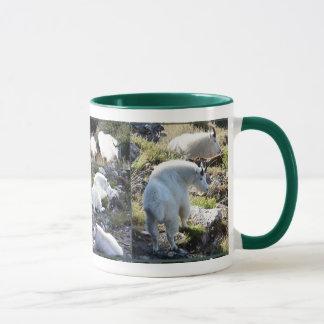 Felsiger Gebirgsziegen Tasse