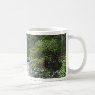 Felsiger Rand Kaffeetasse