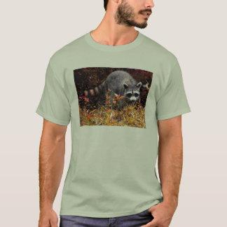 FELSIGER WASCHBÄR T-Shirt