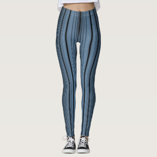 Felsiges Blau Leggings